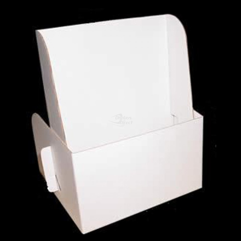 Corrugated Countertop Brochure Holder Fits 5 Quot X 9