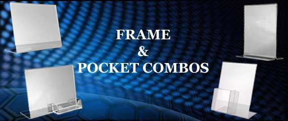 Frame and Pocket Combos